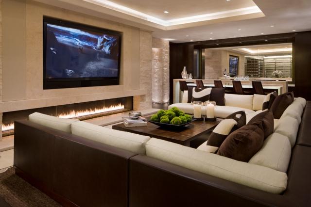 design : wohnzimmer braun creme ~ inspirierende bilder von ...